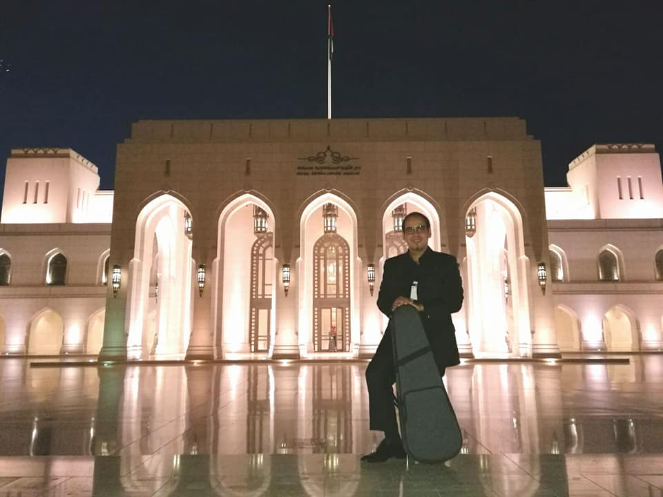 Royal Opera House di Muscat (Oman)
